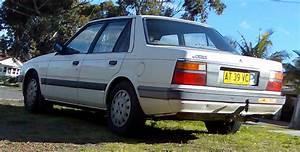 1987 Mazda 626 - Information And Photos