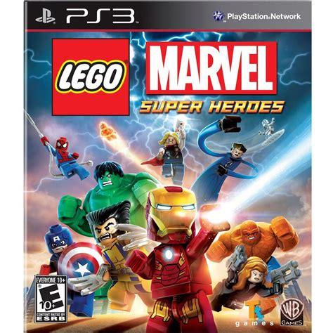Lego marvel vengadores ps3 juego original playstation 3 $ 14.990. Juego PS3 Warner Bros LEGO Marvel Super Heroes