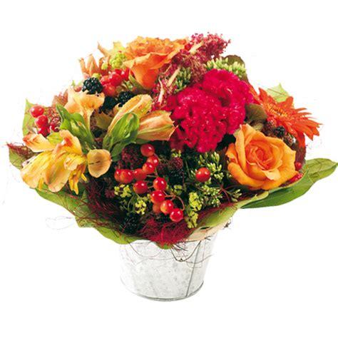 bouquet de fleurs en pot centerblog