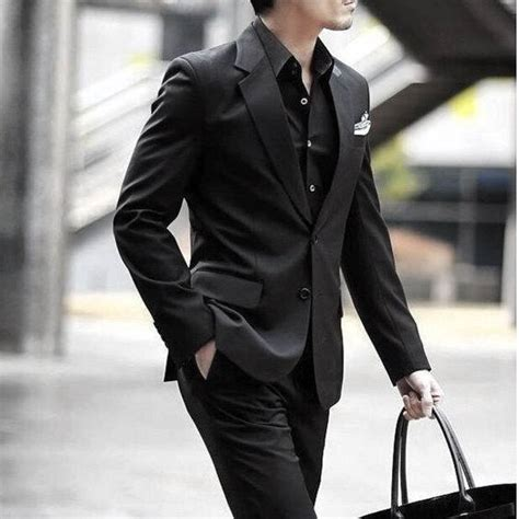 All Black Outfits For Men Bold Fashionable Looks
