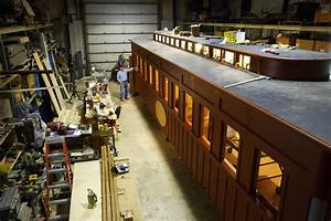 Lincoln Funeral Car Builders Steaming Ahead With Project