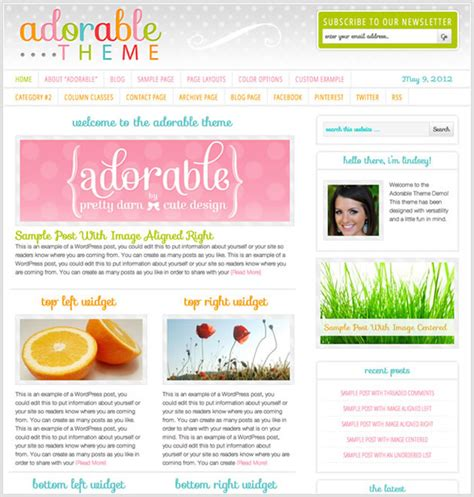 Genesis Child Themes Adorable Genesis Child Theme For