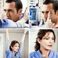 Grey's Anatomy scene. Best friends goals meme ...