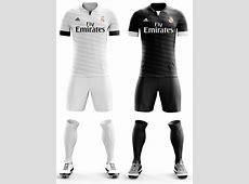 Designer idealiza novos uniformes para equipes europeias