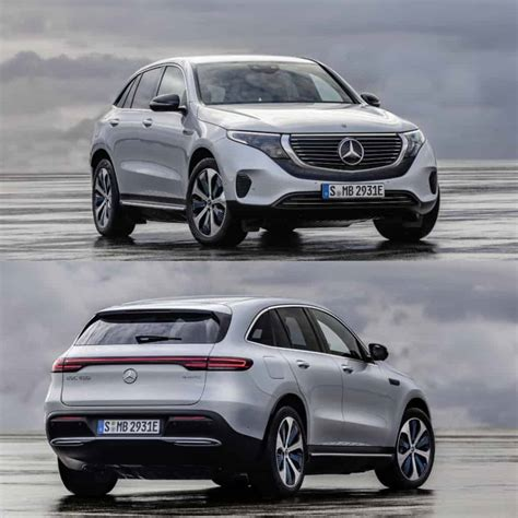 A car on which the engine and design of the one is based. Mercedes First EQ-Class Electric Car, EQC, Launching In 2019