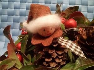 Basteln Mit Tannenzapfen Herbst : kleine wichtel aus tannenzapfen handmade kultur ~ Eleganceandgraceweddings.com Haus und Dekorationen