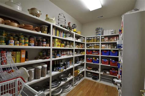 Amazing Pantry Designs by 45 Gorgeous Walk In Kitchen Pantry Ideas Photos