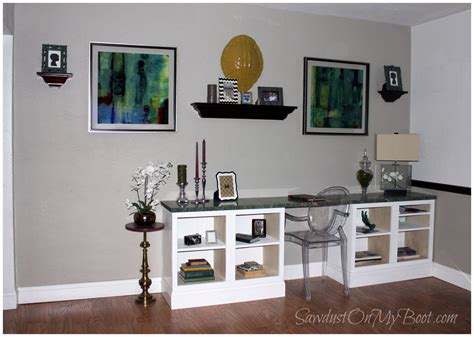 ana white built  desk diy projects