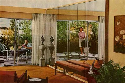 Blinds Curtains Drapes by Window Treatments Archives Retro Renovation
