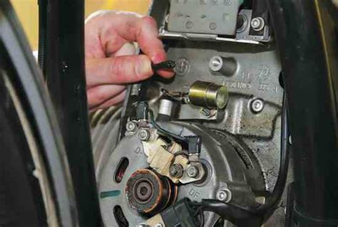 Motorcycle Wiring A Condenser by Tune Up A Bmw 5 Airhead Engine Classic Motorcycle
