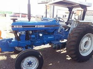 Trator Ford 6610 Manual