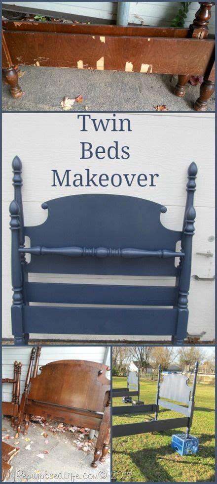 twin bed makeover  diy tips  veneer paint sprayer