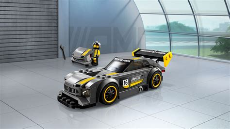 Mercedes Amg Gt3 Lego Speed Champions Themes