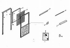 Sears Sears Good Storm Door