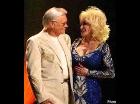 George Jones Rocking Chair Karaoke by George Jones And Dolly Parton Rockin Years
