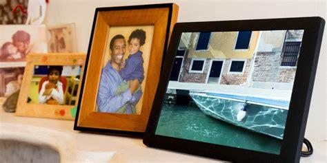 digital photo frame   reviews  wirecutter