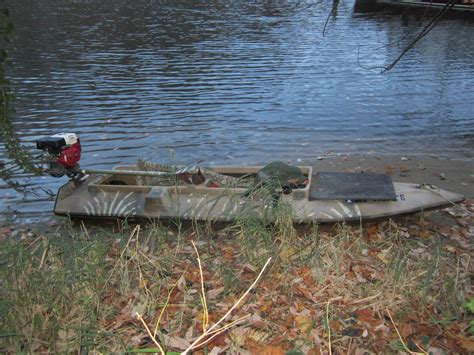 Toy Duck Hunting Boat by My 14 Carstens Duck Boat My Interests Pjl Pinterest