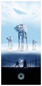 STAR WARS Posters from Marko Manev and Bottleneck Gallery ...