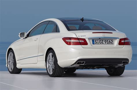 2010 Mercedes E Class Coupe Amg Photo 4 5385