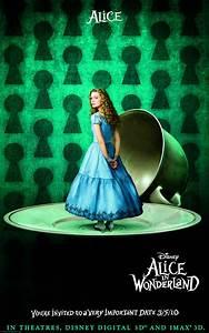 Alice In Wonderland 2010 Wallpapers, Alice In Wonderland ...