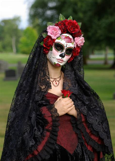 catrina halloween makeup ideas