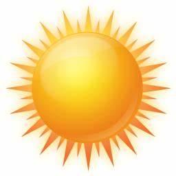 Sunny Icon   Weather Iconset   Icons-Land