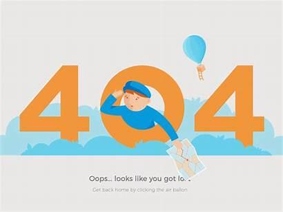 404 Error Meaningful Medium Anastasiia