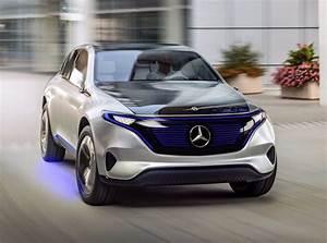 Mercedes Paris 16 : news mercedes benz unveils generation eq in paris ~ Gottalentnigeria.com Avis de Voitures
