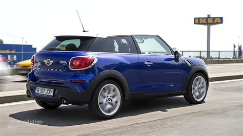 Mini Paceman Production To End In 2018 As Magna Needs