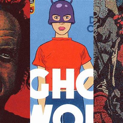 Graphic Novel Complex Novels