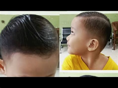 kids jaman  model rambut ala anak jaman