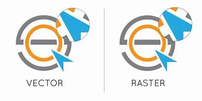 Raster Vector Based Type Right Between Project