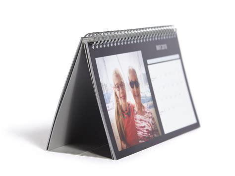 free standing desk calendar desk calendar photobox