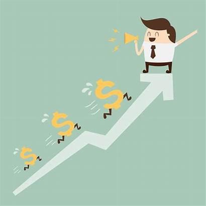Pitch Angel Cartoon Investors Investor Startup Business