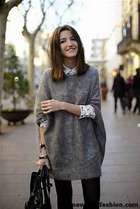 Monday February 9 2015 Overcast and Oversized Sweaters | Weather Wu2602th Style