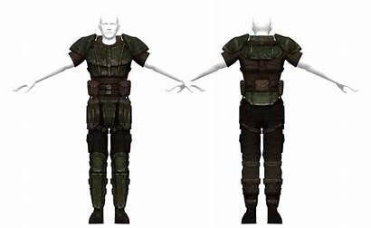 Armor Army Combat Fallout Ncr Legion Uniforms