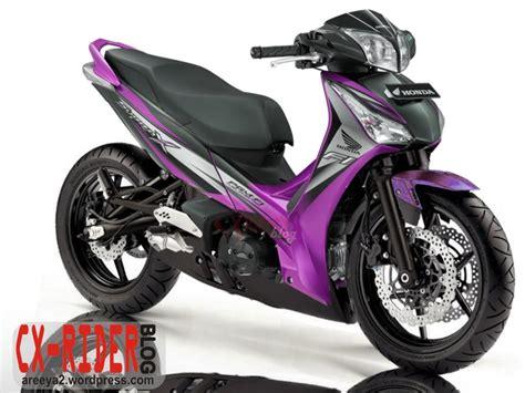 Modifikasi Honda Supra 125 by Modif Supra 125