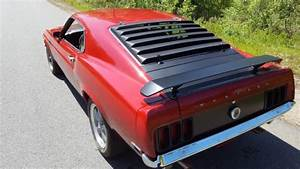 Ford Mustang Fastback Boss 302 Tribute 5sp For Sale