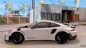 Porsche 911 Gt2 Rs 2017 : porsche 911 gt2 rs 2017 eu plate for gta san andreas ~ Medecine-chirurgie-esthetiques.com Avis de Voitures