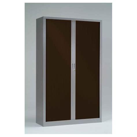 gc bureau armoire haute à rideaux gc bi color lemondedubureau