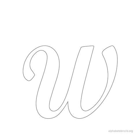 printable letter stencils alphabet stencils w printable stencils alphabet w