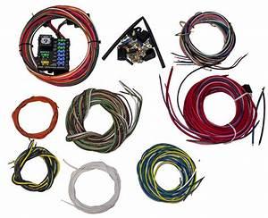 Street Rod Parts  U00bb Wiring Harness