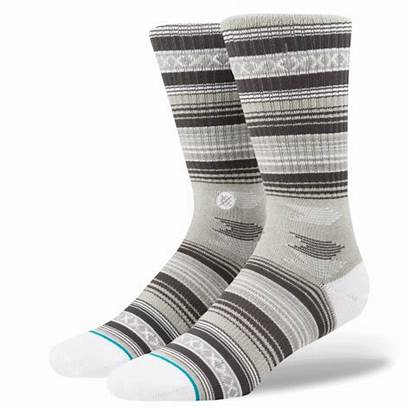 Socks Stance Guadalupe Grey Casual Manelsanchez Pt