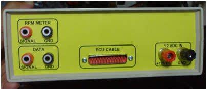 ecu service honda b series engine simulator ecu tester