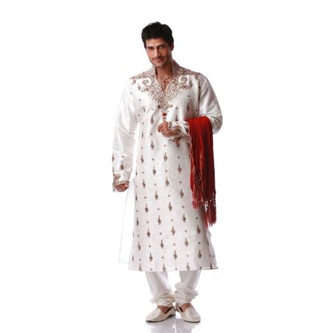 ma cuisine indienne tenue indienne blanche pour homme