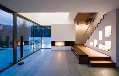 Moderne Häuser Technik by Terrassenhaus Am Hang Moderne Einfamilienh 228 User