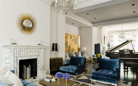 top home interior designers david collins luxury interior design projects