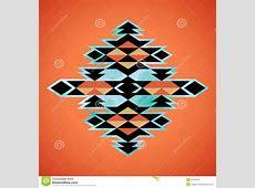 Clip Navajo Pattern Art 0