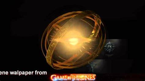 game  thrones animated wallpaper dreamscene youtube