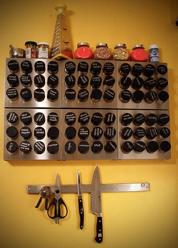 Cool Spice Rack Ideas by Craftionary